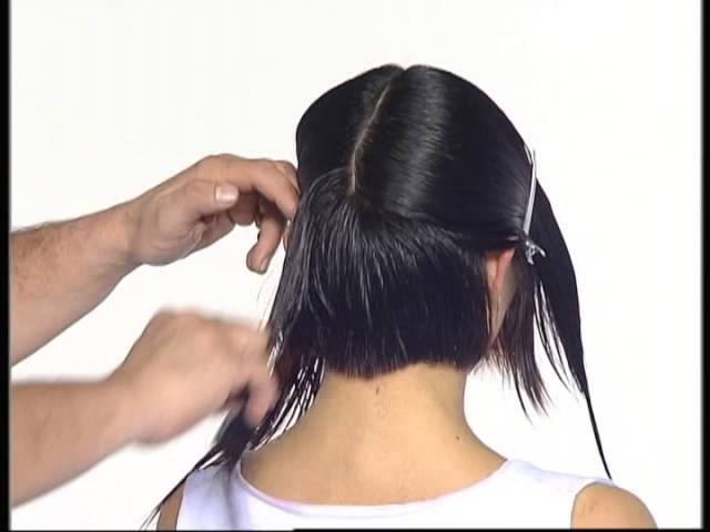 ABC Cutting hair the Sassoon Way Vidal Sassoon part11