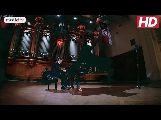 Nikolaï Lugansky - Six Musical Moments, Op. 16: No. 4 - Rachmaninov