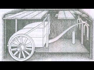 Шокирующие технологии древних.Транспорт средневековья.Древние открытия