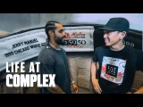 MEETING 'FEAR OF GOD' DESIGNER, JERRY LORENZO, IN MIAMI! #LIFEATCOMPLEX
