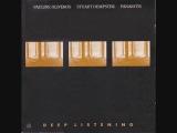 Pauline Oliveros, Stuart Dempster, Panaiotis Deep Listening (Full Album)