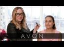 How To Get Glowy Dewy Skin with Kelsey Deenihan Avon