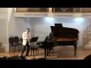Sergey Nizkodub. ILLUSIONS for Clarinet solo