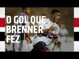 #MADEINCOTIA O GOL QUE BRENNER FEZ - TA
