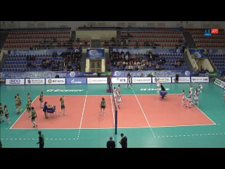 ЧР 13-й Динамо Кр Уралочка 1-3