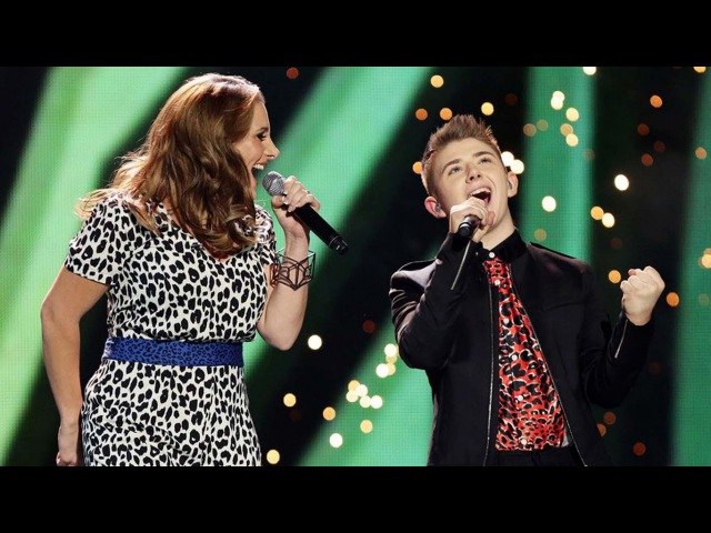 The Final 11 sing Roar by Katy Perry Live Final Week 10 The X Factor 2013