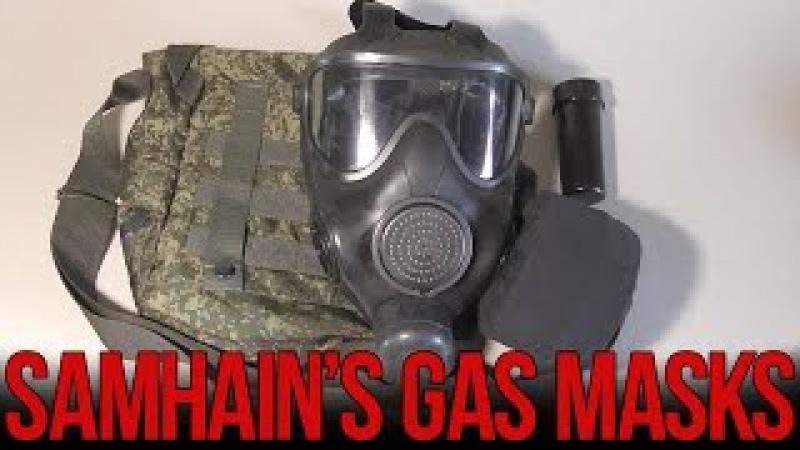 Обзор противогаза ПМК-С   Russian PMK-S gas mask » Freewka.com - Смотреть онлайн в хорощем качестве