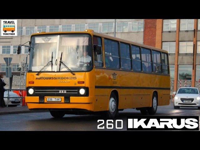 Проект Легендарный Икарус. Икарус 260 | Legendary IKARUS. Ikarus 260