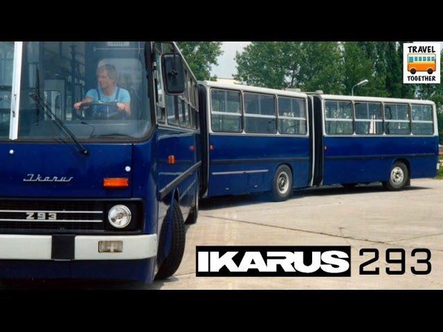 Проект Легендарный Икарус. Икарус 293 | Legendary IKARUS. Ikarus 293