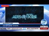 #KCN #ICO for #blockchain game @AugmentorsGame