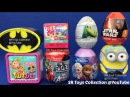 Toy Surprise Batman Twozies My Mini MixieQ's Minions Marvel Avengers The Good Dinosaur Star Wars Egg
