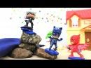 Герои в масках спасают ЛЕГО Сити от наводнения. Видео на английском языке.