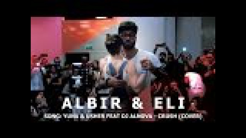 Albir Rojas Eli Perfect Musicality Kizomba Dance @ KIZMI 2016 Yuna ft DJ Alnova Crush