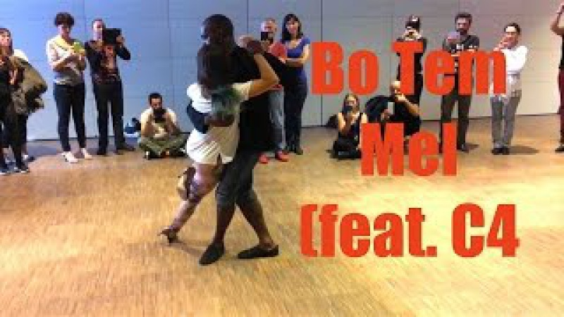 Bo Tem Mel (feat. C4Pedro) - Kizomba 2.0 - ENNUEL HAKIMA