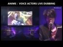 Live Voiceacting JJBA Stardust Crusaders