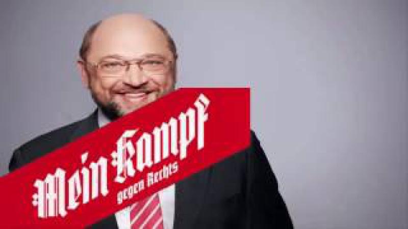 Alles über Martin Schulz. Die Deutschland-Hasser Teil 3 - SPD