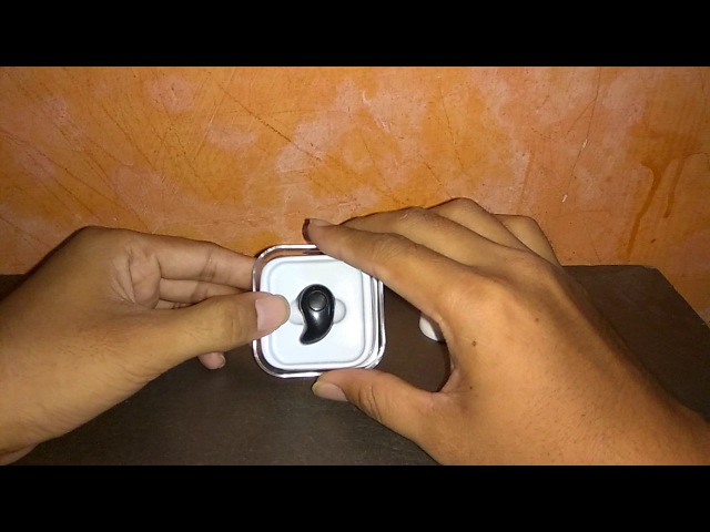 Cara menggunakan Headset Bluetooth S530 TERCANGGIH