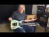 Demonstation &lt&ltKramer&gt&gt guitar by Andy Timmons