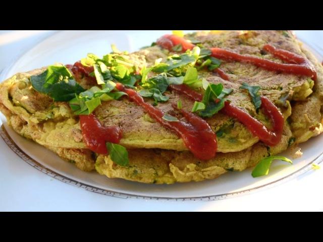 Веганство ОМЛЕТ БЕЗ ЯИЦ ☀️ ВЕГАНСКИЕ РЕЦЕПТЫ ☀️ Vegan Omelette Recipe смотреть онлайн без регистрации