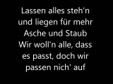 Sido - Astronaut Lyrics