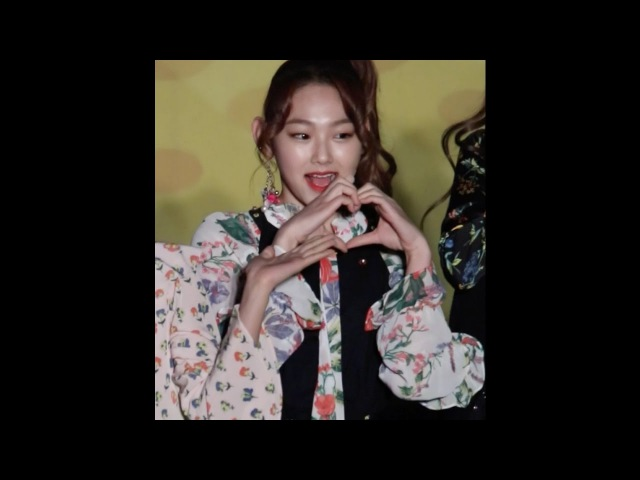 170512 구구단 gugudan 상지영서대학교 치악대동제 축제 Wonderland 미나 직캠 by 오빠깡