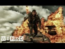 Mad Max Fury Road: Choreographing Complex Stunts Car Chases   Design FX