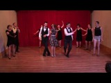 Amateur Cabaret Larisa Vivas Kurbatova &amp Sergey Galperin Solo Jazz Group
