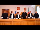 Судья РФ сбежал от граждан СССР!