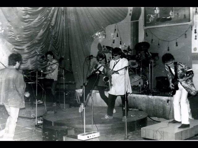 Группа «ЧП» (Киров) - 1986 - Коммуникация (Магнитоальбом)