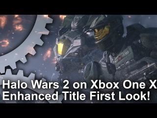 Halo Wars 2 on Xbox One X: Gamescom Demo vs PC/Xbox One Graphics Comparison + Analysis