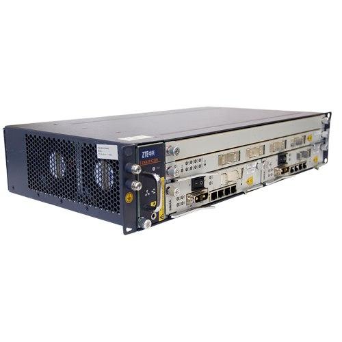 OLT ZTE C320 8 EPON  (ETGO, SMXA/1 1G Uplink, PRAM)