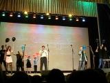 Студенты Торезского горного техникума, победители Республиканского конкурса