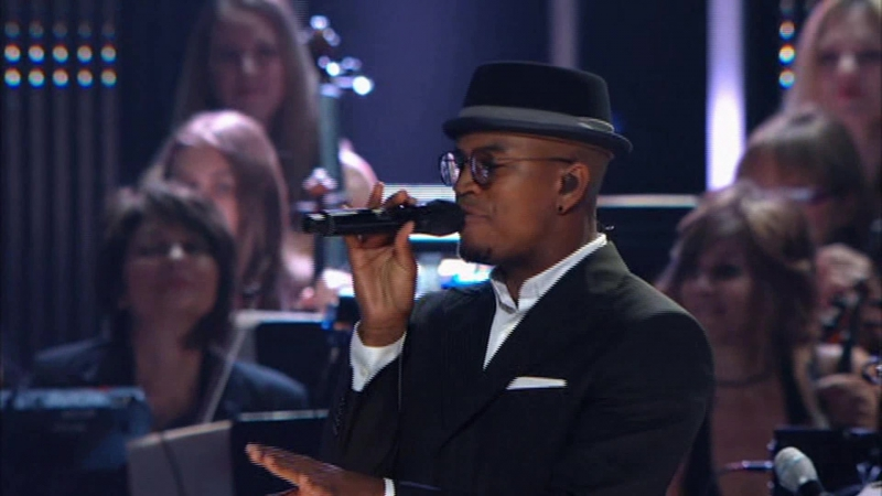 Ne-Yo - Miss Independent /2011/ David Foster And Friends: Hit Man Returns