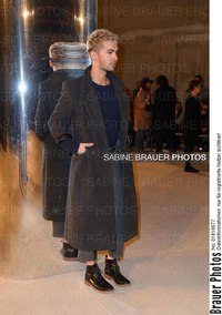 Bill Kaulitz - Malaika Raiss - Mercedes-Benz Fashion Week Berlin - 17.01.2017