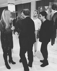 Bill Kaulitz - Der Berliner Mode Salon 18.01.2017 by Suar Gazarian
