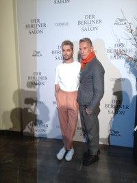 Bill Kaulitz - Der Berliner Mode Salon 18.01.2017 by susa_sure