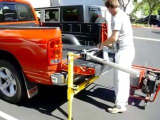 Мини - кран для авто