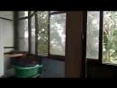 Дождь и ураганный ветер на Спартановке