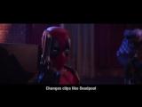 Deadpool Musical - Beauty and the Beast Gaston Parody
