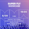 08.09 | Super Fly Showcase | Moscow Music Week