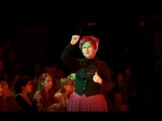 Театр слепоглухих: Мы - часть общества.