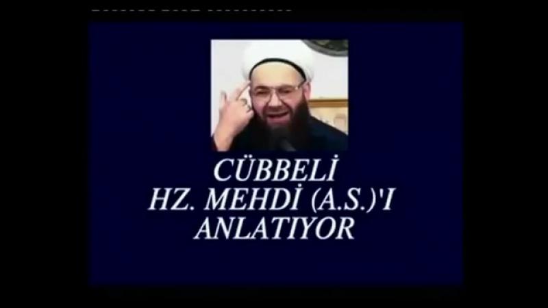 Cübbeli'ye Cevaplar 233 Ali Haydar Efendi k s dahil bütün tarikat liderleri halifeliği Hz Mehdi