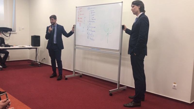 Академия бизнеса !)