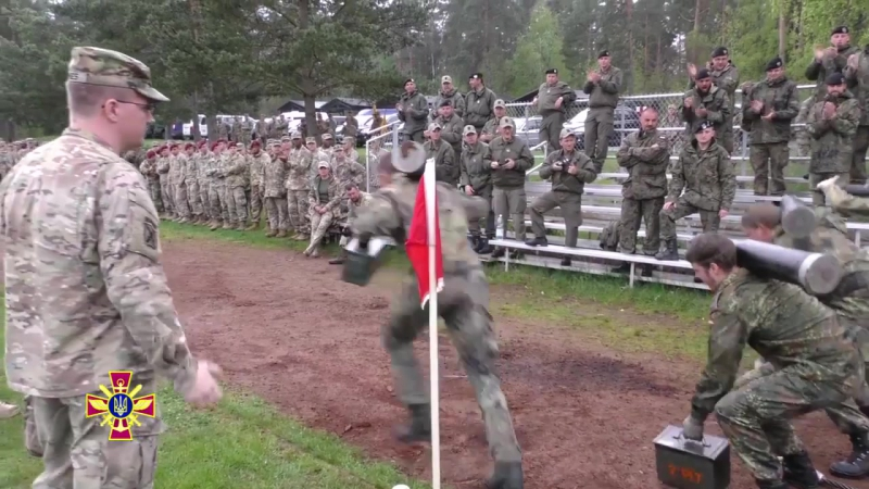 Украина в танковом биатлоне НАТО заняла предпоследнее место