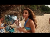 Irina Shayk Almost Loses Her Bikini Bottoms During Her Beach Shoot | Sports Illustrated Swimsuit - C