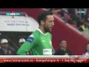 Eskişehirspor 6 - 1 Samsunspor