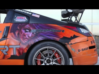 Оттюненые о подразделении K-Sport Racing в USA | The 800 HP Formula Drift K.Sport 350Z - /TUNED