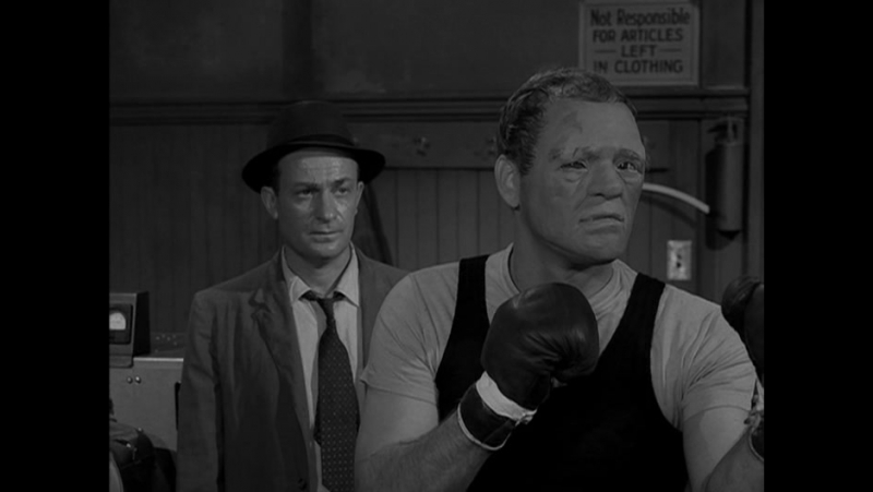 The Twilight Zone s5e02 / Steel