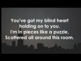 Cazzette feat Terri B! - Blind Heart (lyrics)