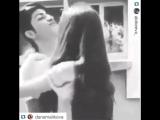Когда твоя девушка сильно хочет тебя поцеловать ♥